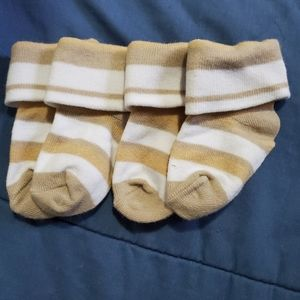 Other - Unisex Baby Socks 2pairs